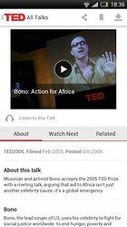 TED. Ideas dignas de difundir