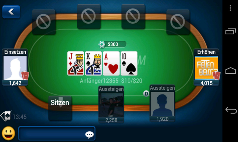 Texas Holdem Deutsch