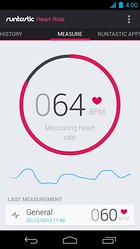 Runtastic Heart Rate: A Nice Gimmick