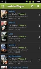 mVideoPlayer Pro - Videos schön präsentiert