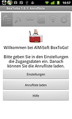 BoxToGo - Control Your FRITZ!Box On The Fly