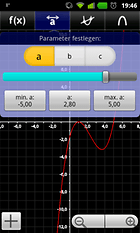Function Inspector PRO - Mächtiger Plotter mit übersichtlicher Oberfläche