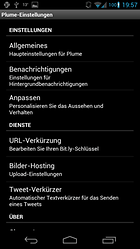 Plume for Twitter - Ein grafisches Update!