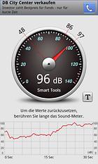 Lärmmessung - Sound Meter - Mit dem Smartphone Geräusche messen