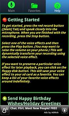 Ultra Voice Changer. En ocasiones...oigo voces...