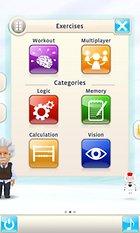 Einstein™ Brain Trainer HD - Beyin için egzersizler