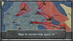 Strategy & Tactics: WW II - El Risk en tu Android