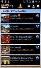 Beaching App Ibiza.