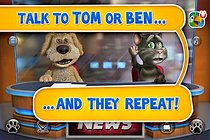 Talking Tom & Ben News Free. Repetimos!!