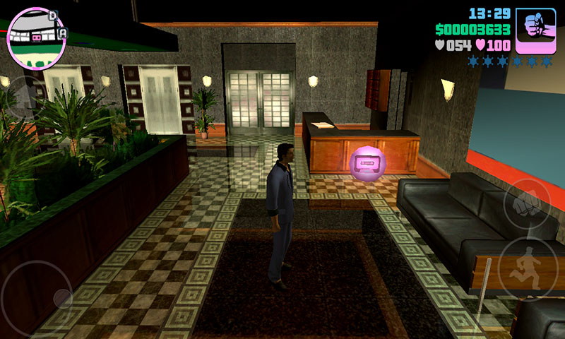 grand theft auto vice city android game