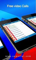 Uppertel - Llama Gratis!!: ¡Habla con tus contactos Uppertel sin gastar ni un euro!
