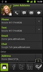 Contapps: Contacts Phonebook: ¿un digno sustituto para guardar los contactos en la agenda?