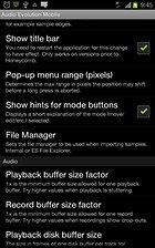 Audio Evolution Mobile : le séquenceur mutlipiste de poche