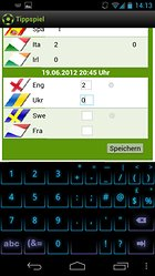 Pocket EM 2012 - noch eine EM App auf den letzten Drücker?