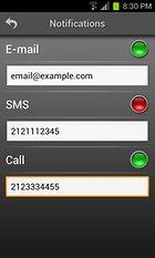Mobile Alarm System