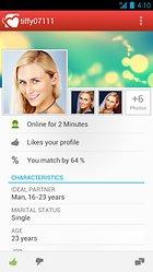 Jaumo ♥ Sitio de citas online, el dating de Android
