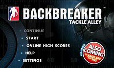 Backbreaker Football - Hardcore American Football!