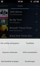 Google Music - Über den Wolken!