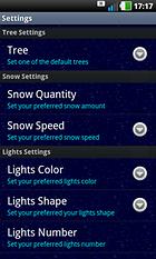 Christmas Tree Live Wallpaper – Weihnachten auch auf Deinem Android!