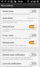 Call Actions - Macht das Leben einfacher