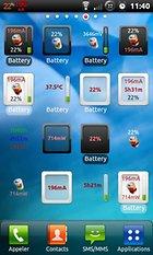 Battery Monitor Widget -- Akku im Blick
