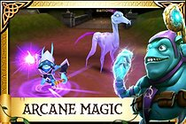 Arcane Legends -- The future of MMORPG on Android
