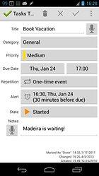 Tasks To Do Free, To-Do List - Yapılacak işleriniz için liste hazırlayın