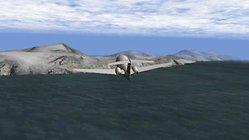 """X-Plane 9 -  """"Über den Wolken muss die Freiheit wohl grenzenlos sein!"""""""