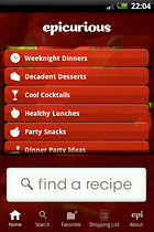 Epicurious Recipe App – La receta del éxito