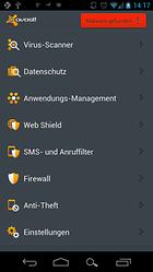 avast! Mobile Security – Besser geht's (fast) nicht