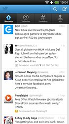 Twitter – L'application officielle pour Android