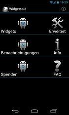 Widgetsoid – Widgets bis zum Abwinken!