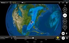 MeteoEarth - Accurate weather for on the go!
