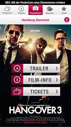 CinemaxX - ganz neu mit PosterCam!