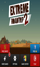 Extreme Road Trip 2, runner game per Android