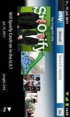 Newsy: Multisource Video News - Nachrichten aus vielen Quellen