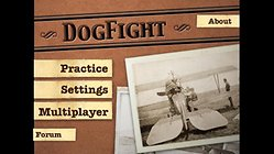 Dogfight – WWI Fighter Simulator