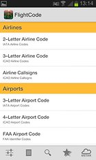 Flight Code – I codici dei voli su smartphone