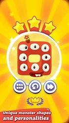 Pudding Monsters, un nuovo puzzle game di successo!