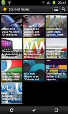 gReader Pro (Google Reader) - Et si c'était mieux que Google Reader ?