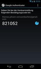 Google Authenticator – Mehr Sicherheit für euer Google-Konto