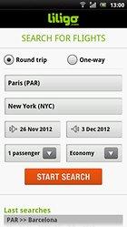 Liligo recherche vols & hôtels - Organisez votre voyage en un clin d'oeil