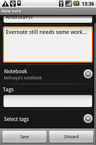 Evernote - Your Little Online Helper