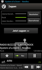 Audials - Radio + Music Sync
