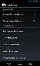 Maus & Tastatur Remote – Der Androide ersetzt Maus und Tastatur