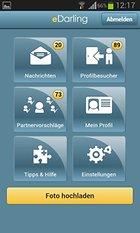 eDarling - Partnersuche - Die Partnerbörse im Taschenformat