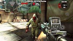 DEAD TRIGGER - Zombie voraus!