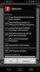 Office 2012: TextMaker Mobile - Textverarbeitung auf Android!