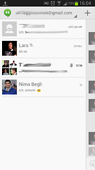 Hangouts (replaces Talk), il nuovo Google Talk