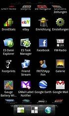 ADWLauncher EX – Möglichkeiten über Möglichkeiten für Deinen Homescreen